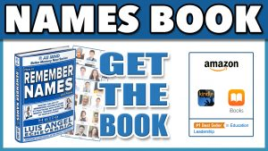 How to Remember Names and Faces Book Slide Social and Communication