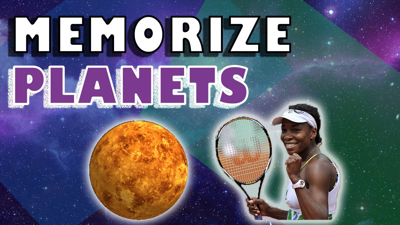 ways to memorize the planets - photo #18
