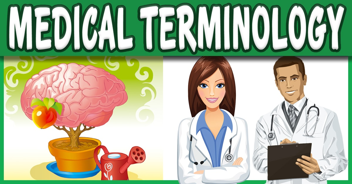 Medical Terminology Course Dictionary Words List | Pre Med