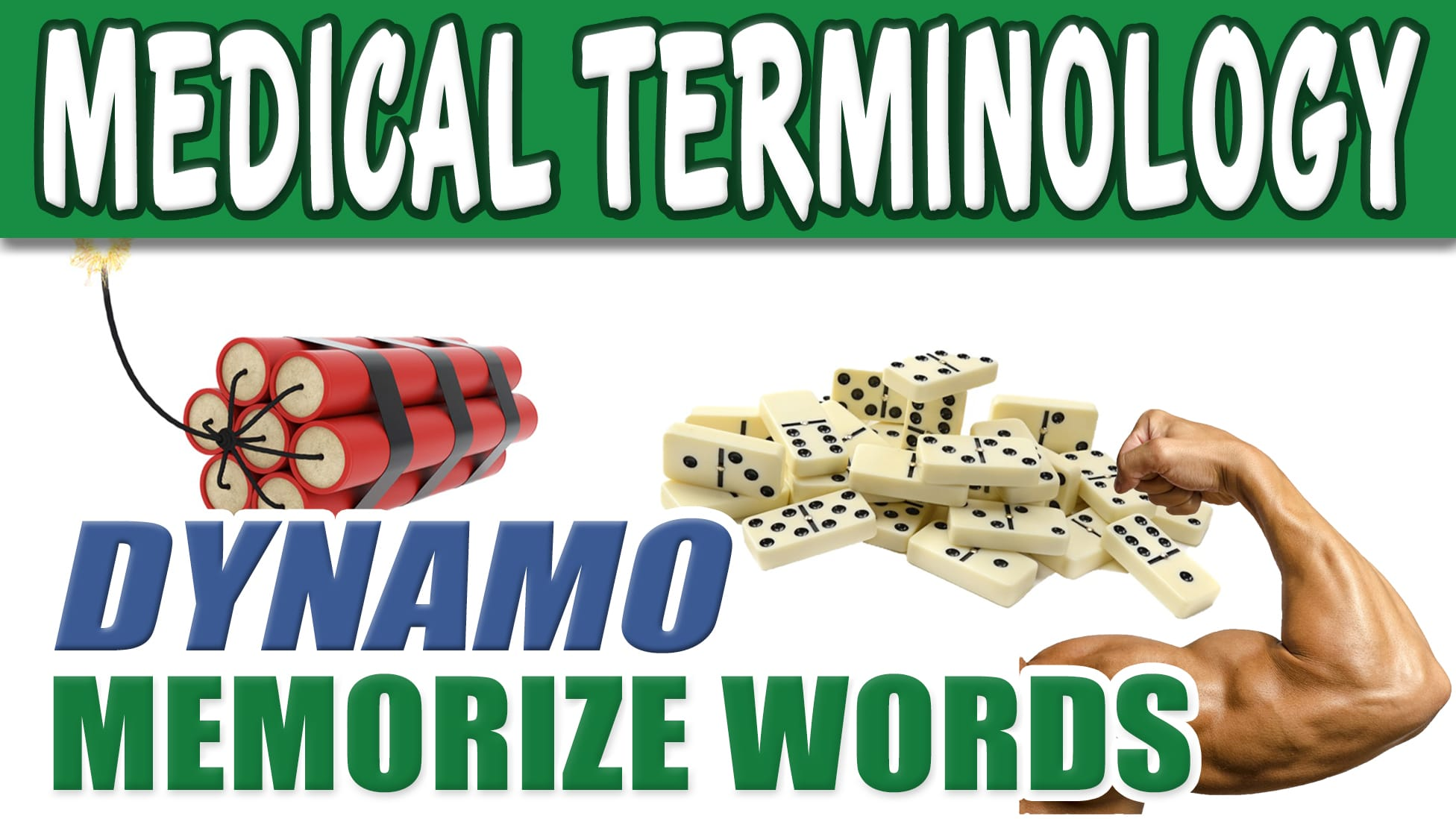Medical Terminology Course - DYNAMO | Dictionary List