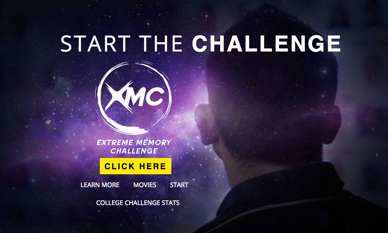 Extreme Memory Challenge