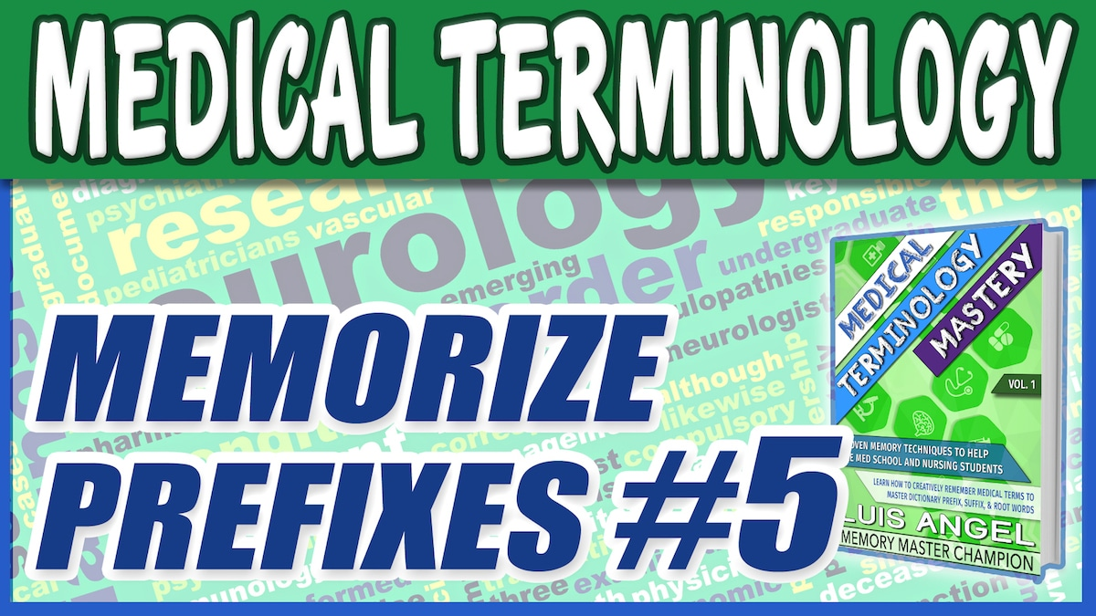 med terms Discover the unique language of medicine the medical terminology online  course, created by caduceus international publishing, introduces students to the .